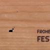 Holzkarte Anhänger Elch